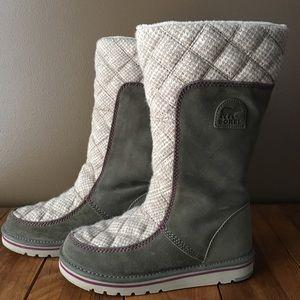 Sorel Campus Boots
